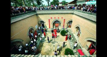 陕州区地坑院——中国农民生土建筑的最高成就