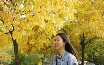 【1岁致敬100岁】⑦ 洛阳理工学院侯明月:奉献的青春流光溢彩