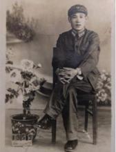 河南省上蔡县城张培奇:小木箱里的记忆