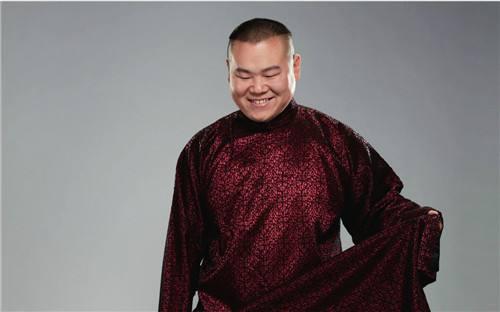 中国内地相声、影视男演员——岳云鹏