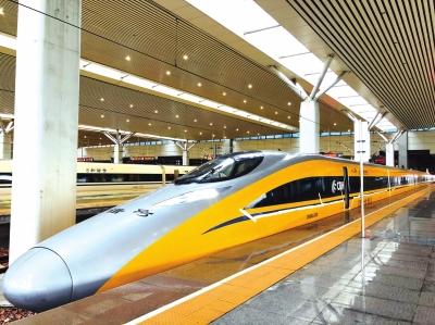 郑万高铁开通进入倒计时 年底前,郑万、郑阜、商合杭3条铁路将开通运营