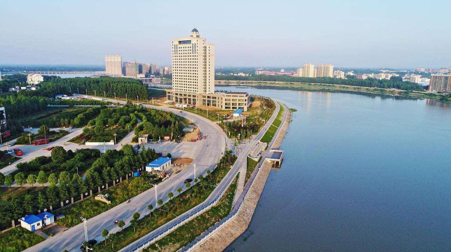 官渡河——生态文明的光山实践