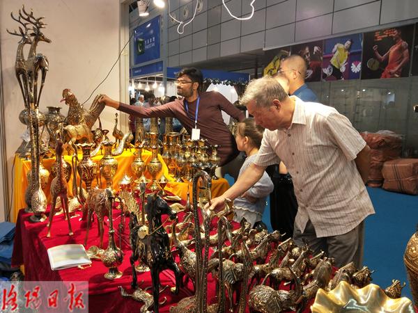 """第二届中原文化旅游产业博览会:念好""""融""""字诀 成就""""诗和远方"""""""