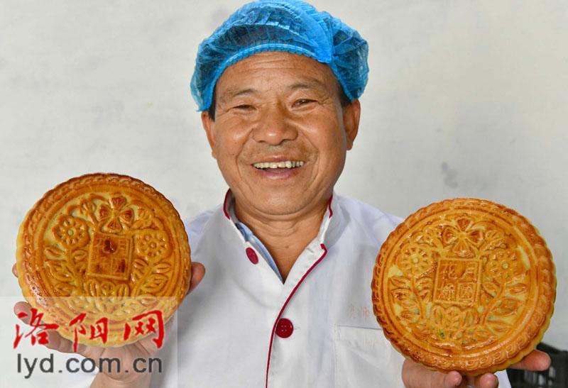 嵩县非物质文化遗产:传统手工月饼受青睐