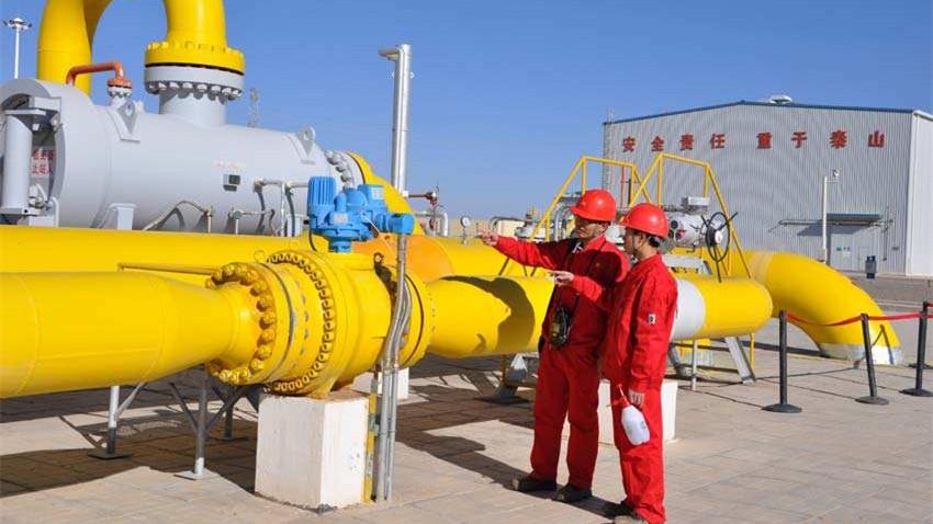 中国成为世界能源生产第一大国