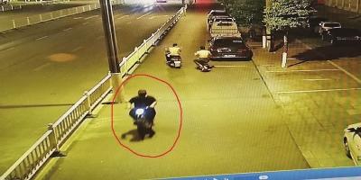 男子深夜实施暴力手段抢劫财物 抢到2元钱16小时内即落入法网