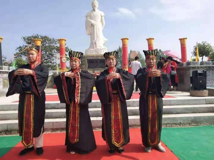 第十届中国大禹文化之乡艺术节暨祭禹典礼在登封市举行