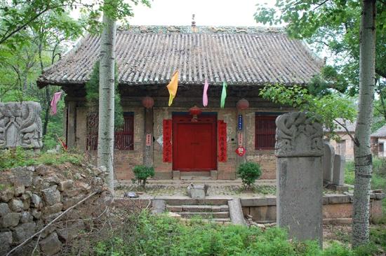 林州市3处文物古建筑成功入选河南省第七批文保单位