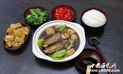 肉骨茶:见证着早期华人的艰辛岁月