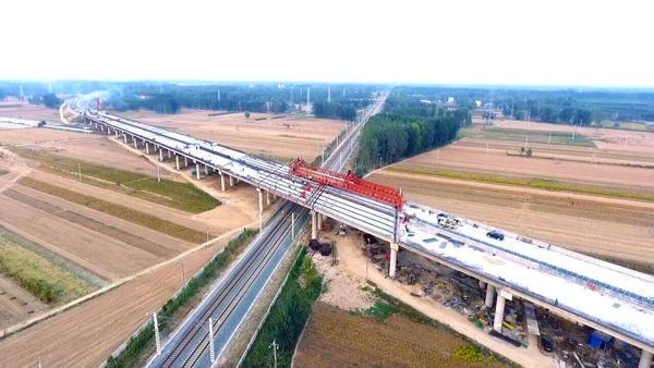 台辉高速范县至台前互通段全线贯通,将结束台前不通高速历史
