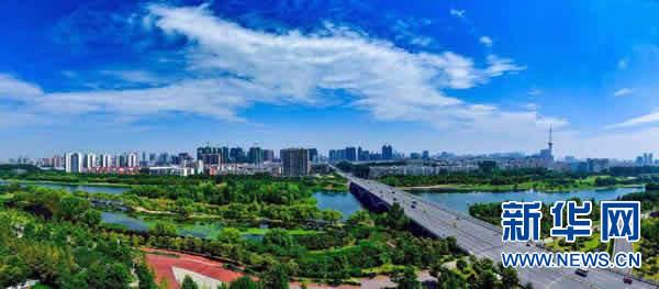 壮丽70年:中原更出彩 漯河添浓彩