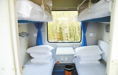 汝州火车旅馆成了网红 吸引大批游客来打卡