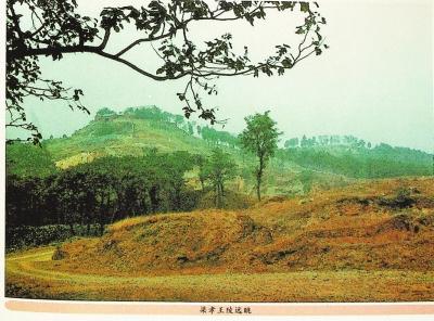 行走中原|芒砀山上西汉梁国众王陵