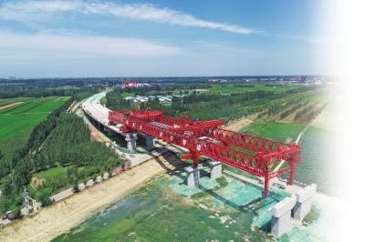 今起官渡黄河大桥正式通车 河南境内已通车的黄河大桥达到25座