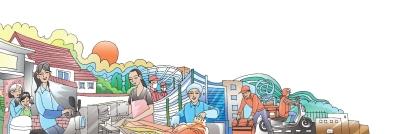 """民生产业纷纷扩容新兴产业动力强劲 河南省1846万名农民工""""家门口""""就业"""