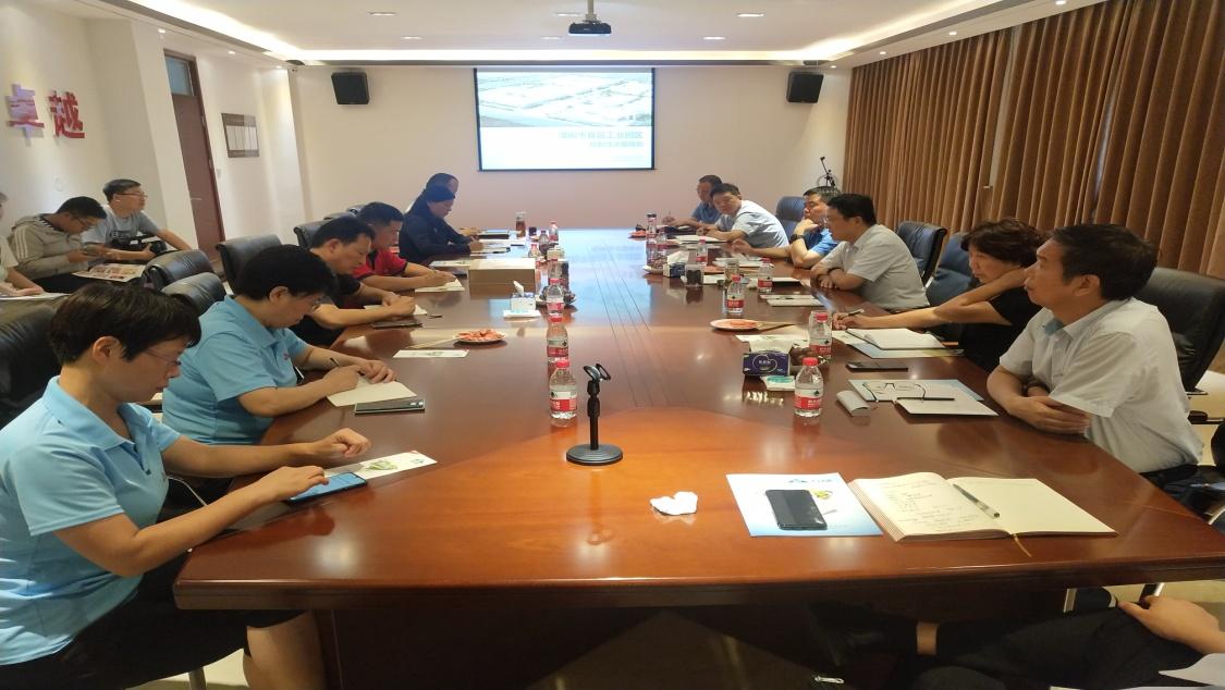 河南洛阳市副市长王军到天佑春都食品有限公司开展调研工作