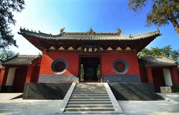"""少林寺的""""门面担当"""",是它?就是它!"""