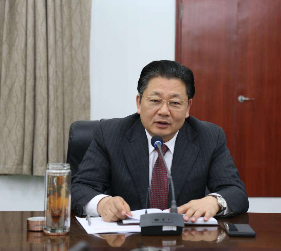 全国人大代表、驻马店市市长朱是西:推动乡村振兴走在全省前列