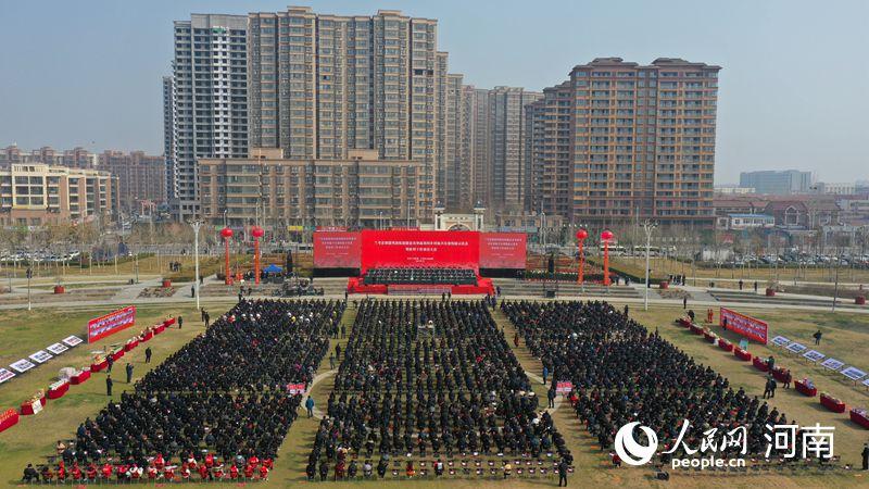 河南兰考:接续做好乡村振兴文章