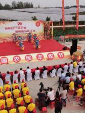 喜庆第二届中国农民丰收节,固始农民喜气洋洋这样干